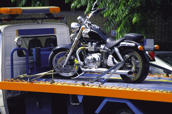 Motorcycle Towing in Calgary